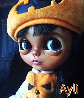 Кукла Blythe Ayli - 7