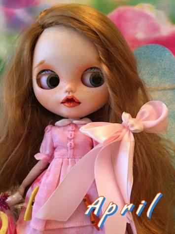Кукла Blythe April - 2