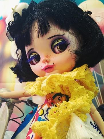 Кукла Blythe Carmelita - 7