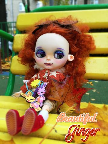 Кукла Blythe Ginger - 6