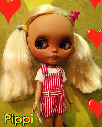 Кукла Blythe Pippi - 9