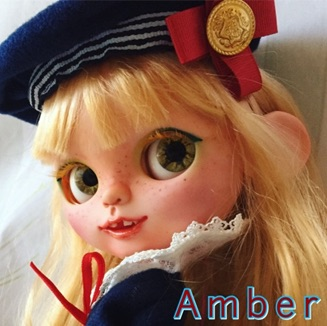 Кукла Blythe Amber - -1