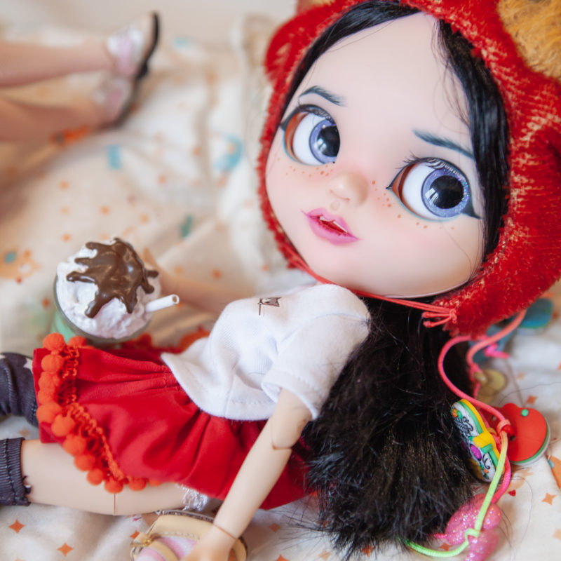 Куклы Блайз в костюмах животных - 1