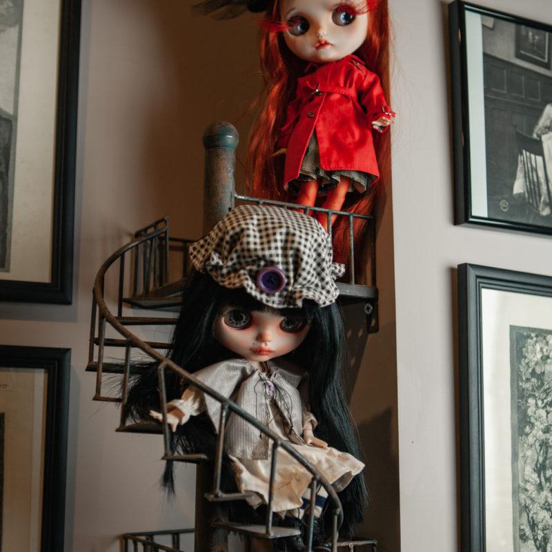 Куклы Блайз - хеллоуин