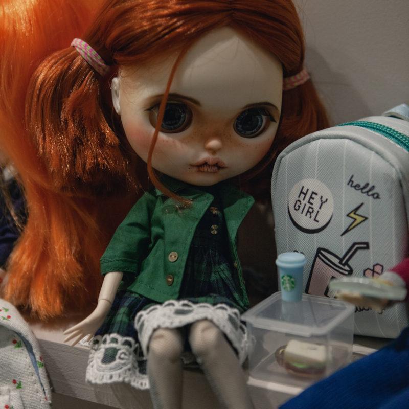 Куклы Блайз - школьная коллекция - 2